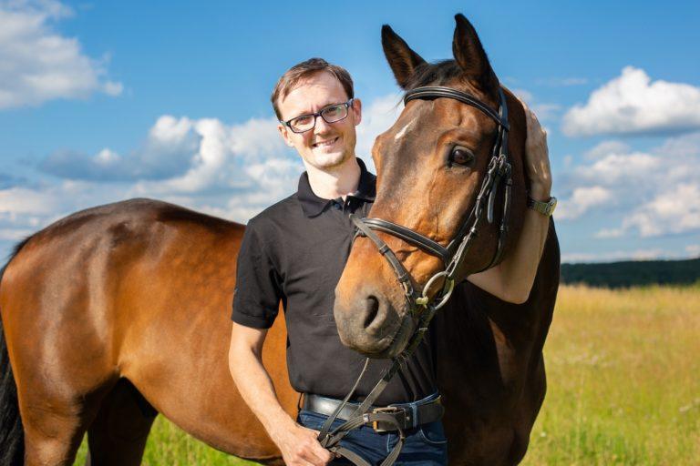 Tierarzt Pferd / Pferdetierarzt